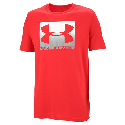 Remera Under Armour Boxed Sportstyle Speed Stride