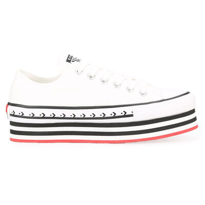 Zapatillas Converse Chuck T. All Star Plat Layer