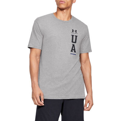 Remera Under Armour Vertical Left