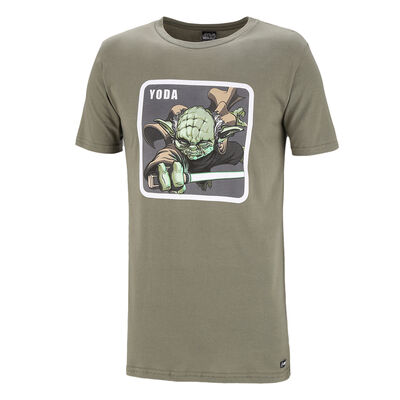 Remera Capslab Star Wars Yoda