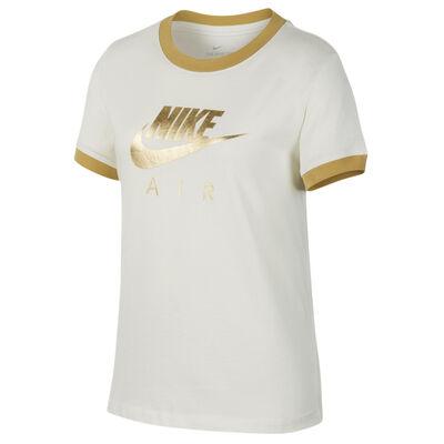 Remera Nike Sportswear Air Logo Ringer