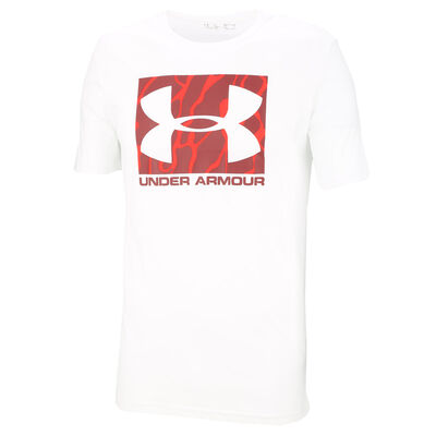 Remera Under Armour Boxed Logo SS