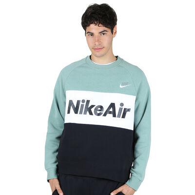 Buzo Nike Air Fleece Crew