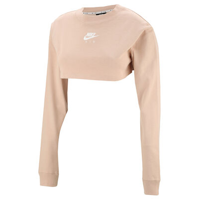 Buzo Nike Nsw Air Ls Crop